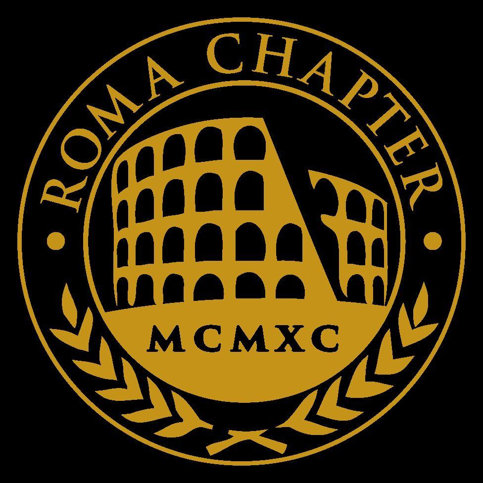 Logo tondo Romachapter