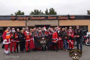 XI^ Babbi Natale in Moto