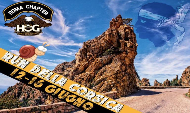 RUN della Corsica 2019