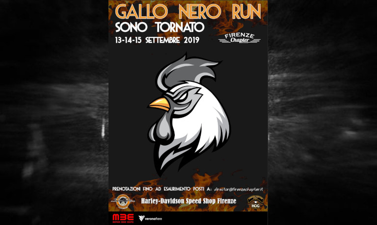Gallo Nero RUN 2019