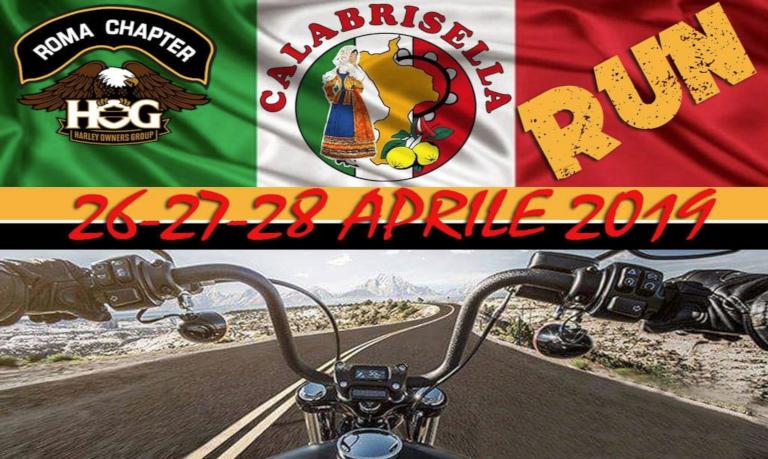 Calabrisella RUN 2019
