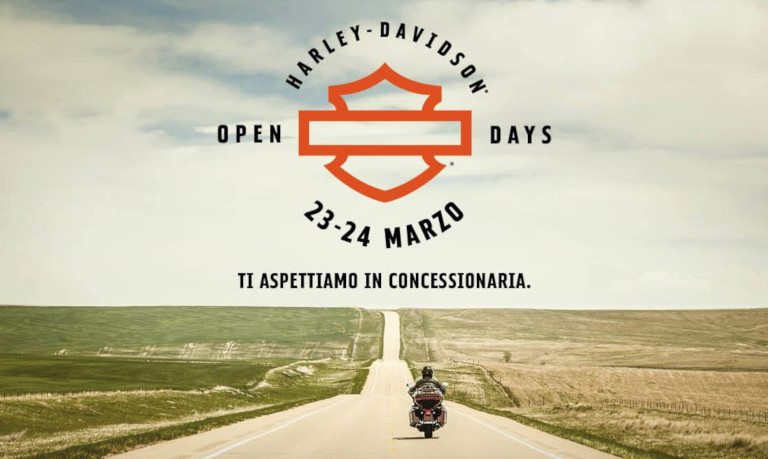 Open Day Harley-Davidson Store Roma