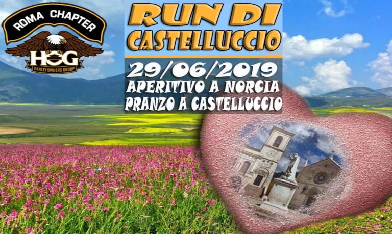 Run di Castelluccio di Norcia