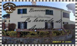 16 Giugno Run Ansedonia @ LOCANDA DI ANSEDONIA