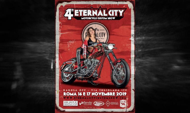 Eternal City Motorcycle Custom Show