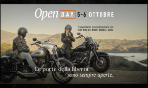 Open Day Harley-Davidson store Roma @ Harley-Davidson Store Roma
