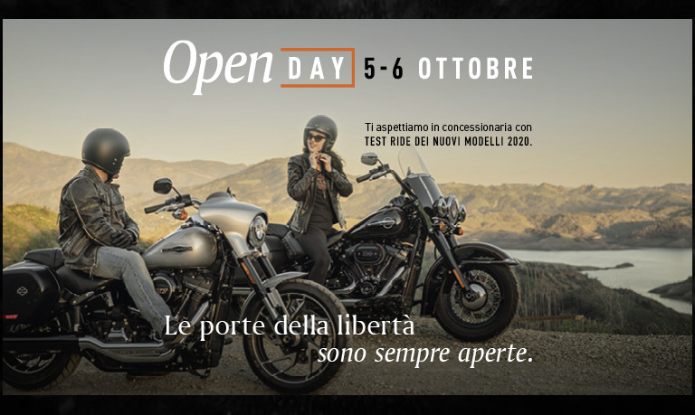 Open Day HD Store roma