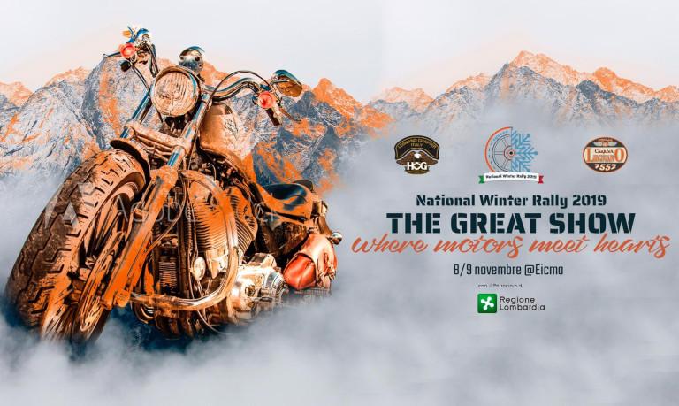 National Winter Rally 2019