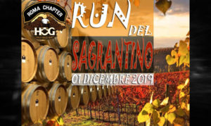 Run del Sagrantino @ Cantina Dionigi Bevagna, PG
