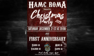 HAMC Cristmas Party 2019