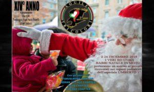 Babbi Natale in Moto 2019