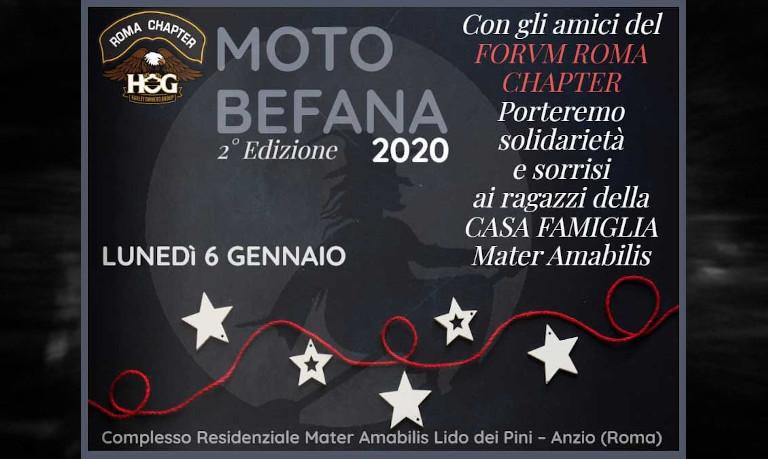 Moto Befana 2020