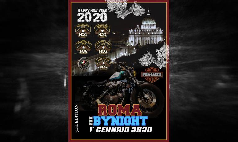 Roma By Night 2020