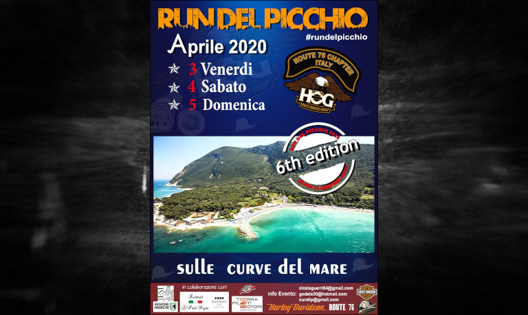 Run del Picchio 2020