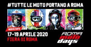 Moto Days 2020 - Fiera di Roma